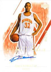 2003-04 Ultimate Collection #144 Boris Diaw AU RC