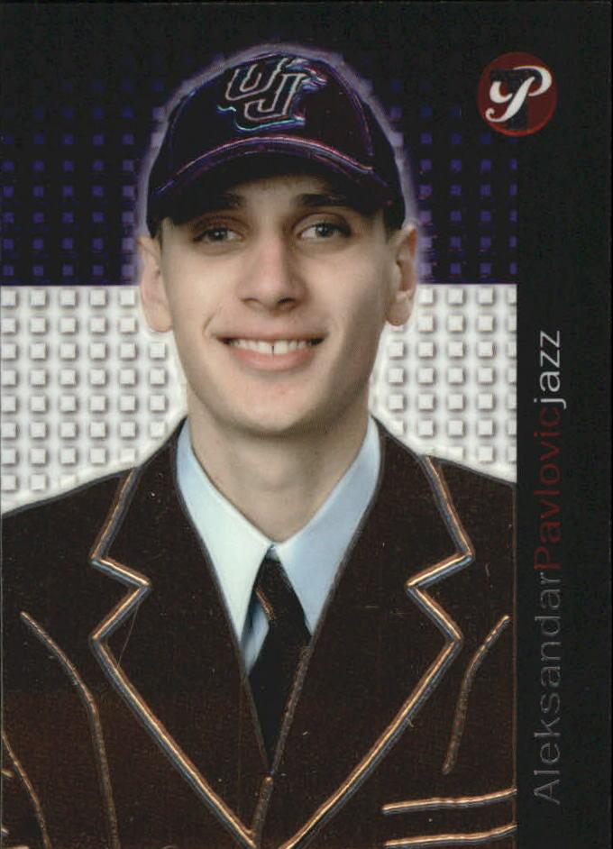 2003-04 Topps Pristine Minis #PM39 Aleksandar Pavlovic