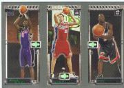 2003-04 Topps Rookie Matrix #FKW T.J. Ford 118 RC/Chris Kaman 116 RC/Dwyane Wade 115 RC