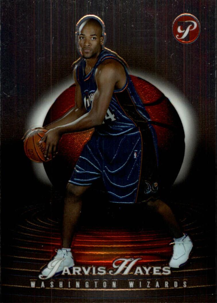 2003-04 Topps Pristine #129 Jarvis Hayes U