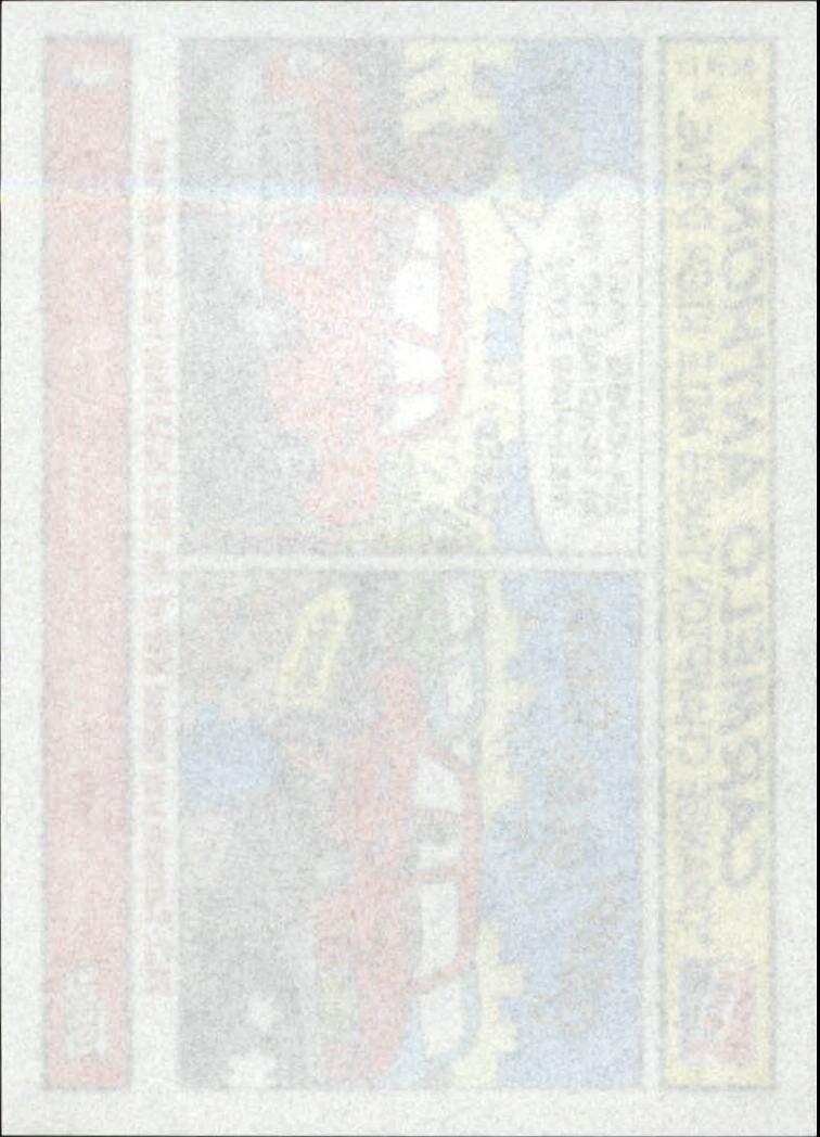 2003-04 Bazooka Comics #17 Carmelo Anthony