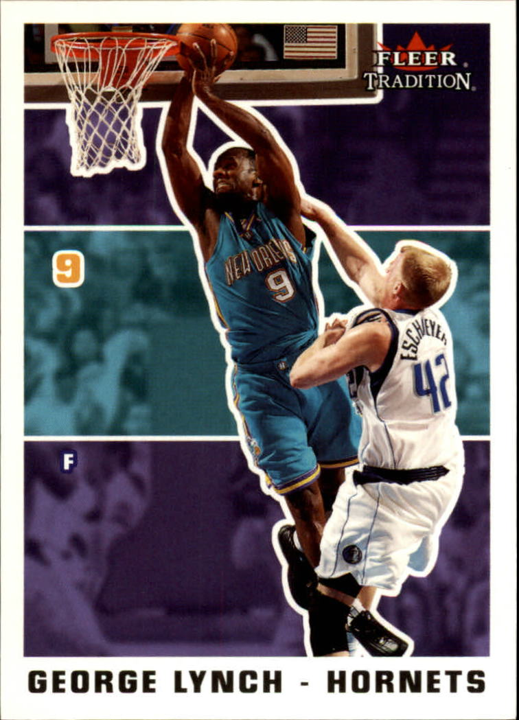 2003-04 Fleer Tradition #137 George Lynch