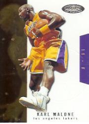 2003-04 Hoops Hot Prospects #65 Karl Malone
