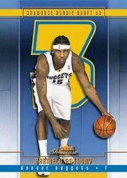 2003-04 Fleer Showcase #120 Carmelo Anthony RC