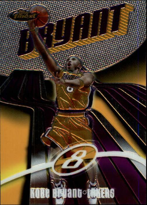 2003-04 Finest #88 Kobe Bryant