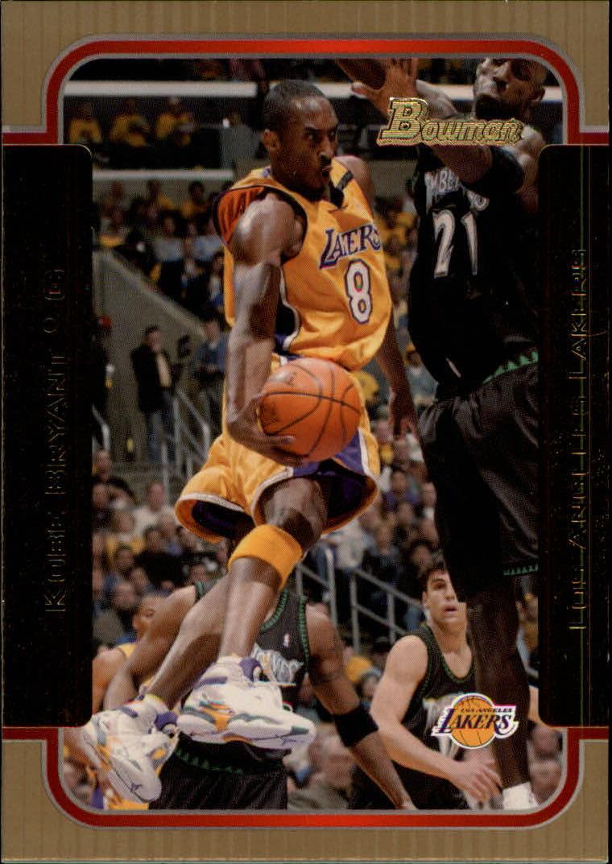 2003-04 Bowman Gold #100 Kobe Bryant