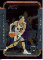 2003-04 Bowman Chrome #103 Jason Williams