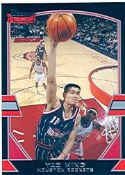 2003-04 Bowman Signature Edition #35 Yao Ming