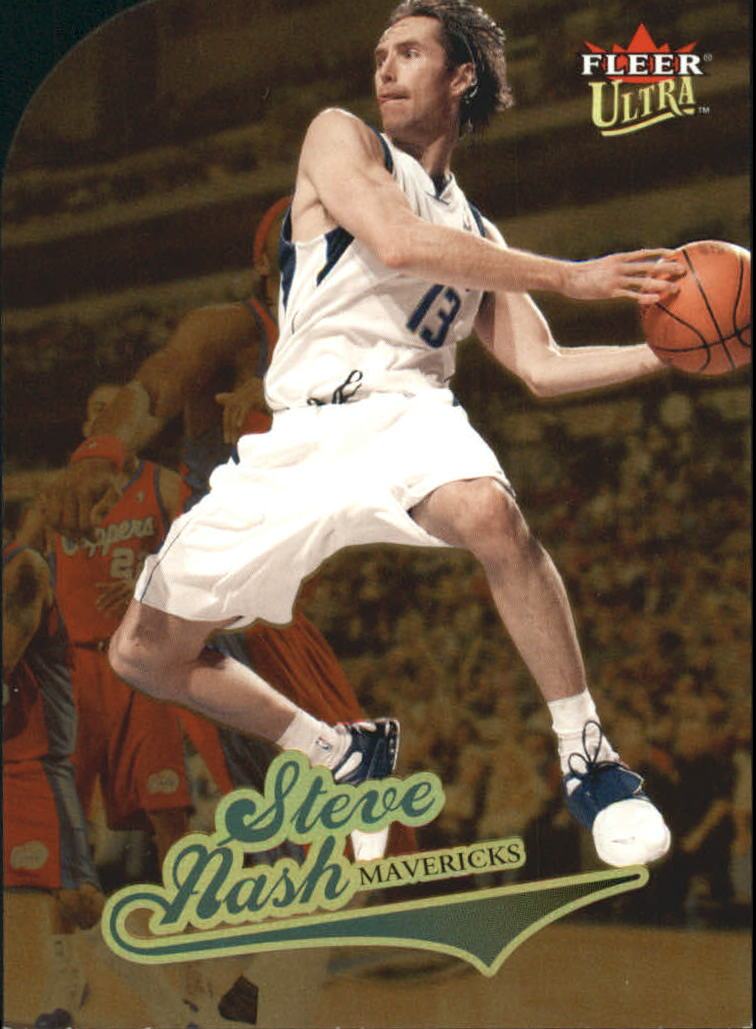 2004-05 Ultra Gold Medallion #3 Steve Nash