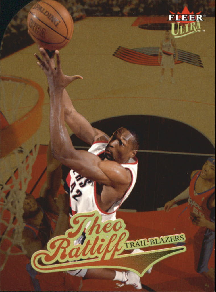 2004-05 Ultra Gold Medallion #7 Theo Ratliff