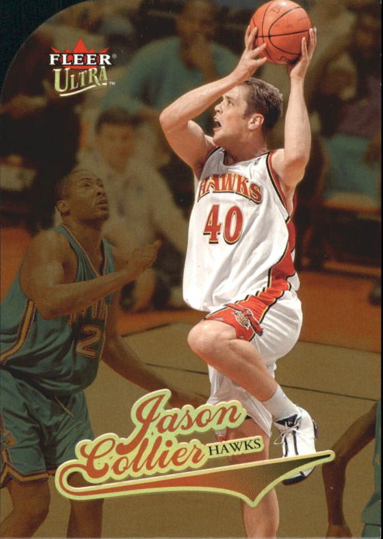 2004-05 Ultra Gold Medallion #22 Jason Collier