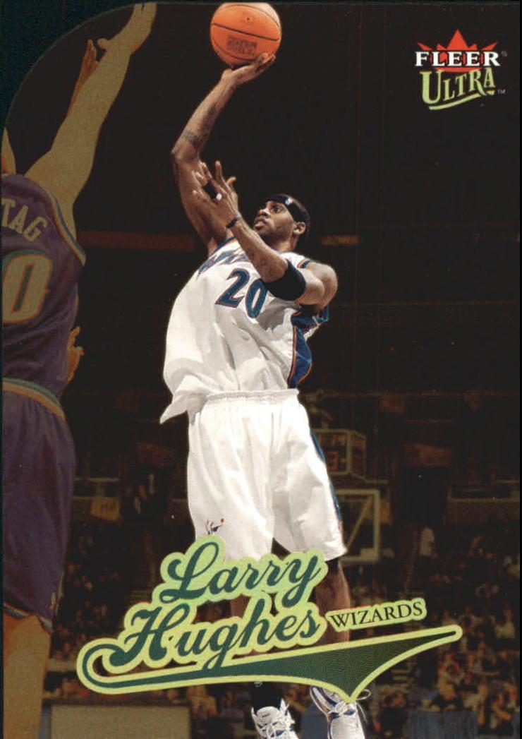 2004-05 Ultra Gold Medallion #119 Larry Hughes