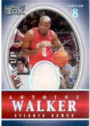 2004-05 Topps Luxury Box Lay-Up Relics #AW Antoine Walker