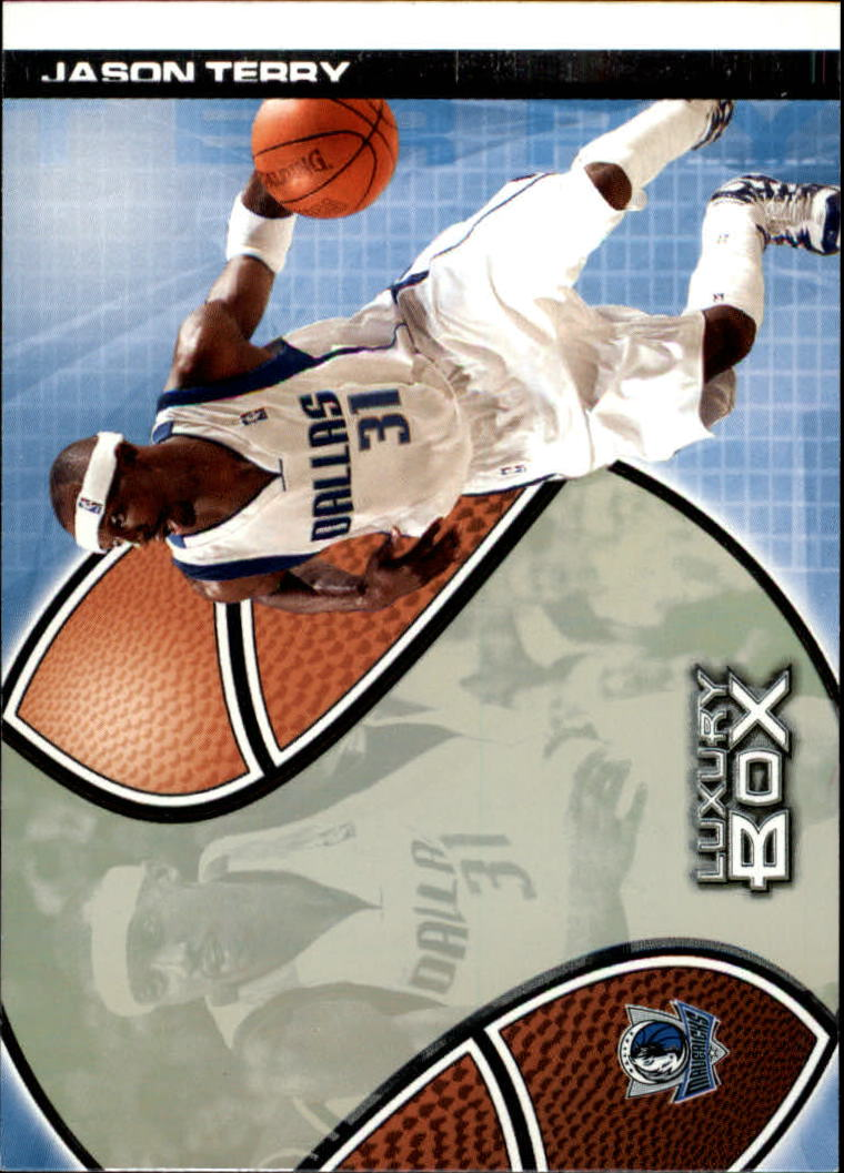 2004-05 Topps Luxury Box #16 Jason Terry