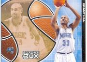 2004-05 Topps Luxury Box 100 #3 Grant Hill