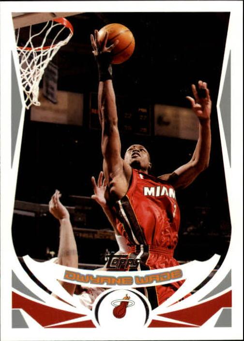 2004-05 Topps #68 Dwyane Wade