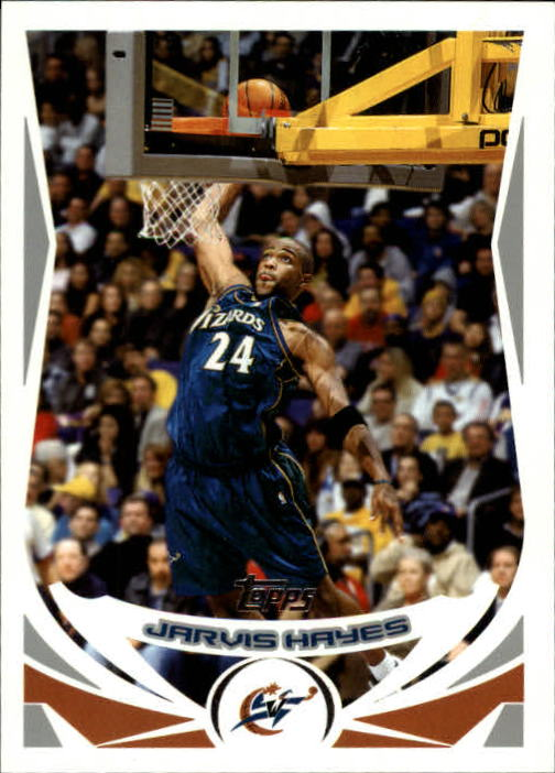 2004-05 Topps #126 Jarvis Hayes