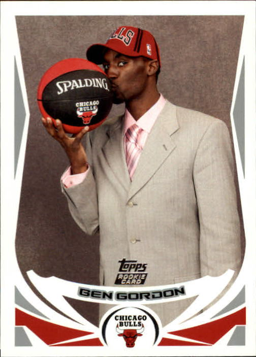 2004-05 Topps #223 Ben Gordon RC