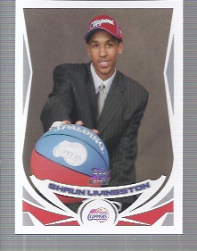 2004-05 Topps #224 Shaun Livingston RC