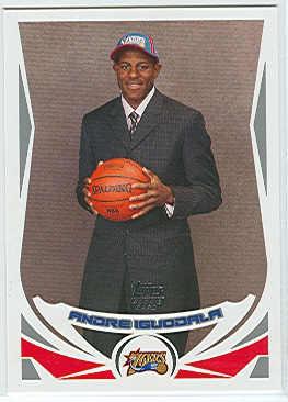 2004-05 Topps #229 Andre Iguodala RC