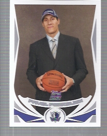 2004-05 Topps #241 Pavel Podkolzin RC