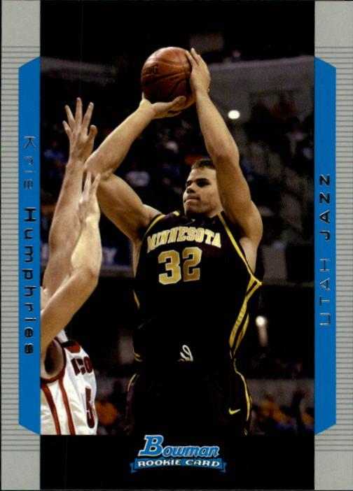 2004-05 Bowman #125 Kris Humphries RC