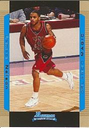 2004-05 Bowman Gold #124 Jameer Nelson