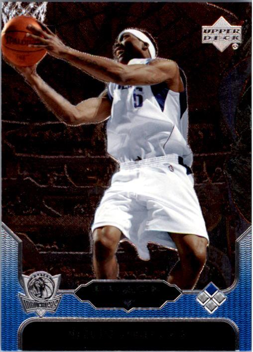 2004-05 Black Diamond #18 Marquis Daniels