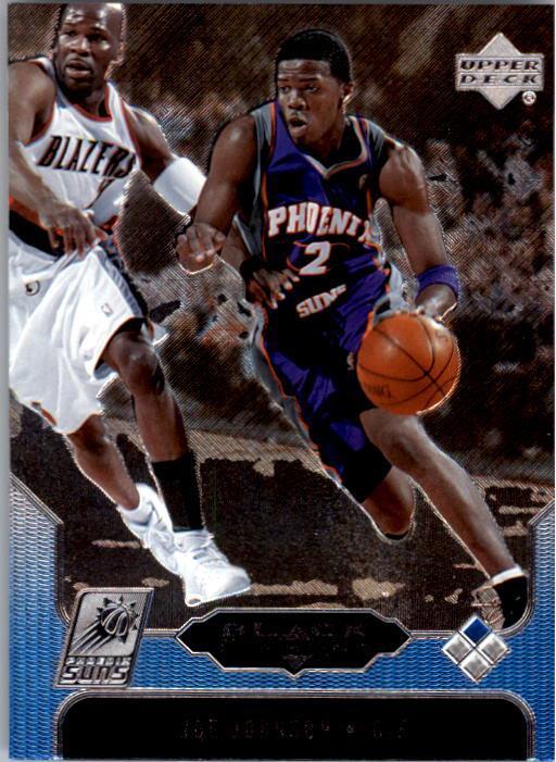 2004-05 Black Diamond #65 Joe Johnson