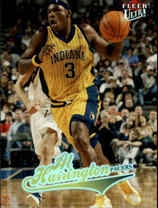 2004-05 Ultra #4 Al Harrington