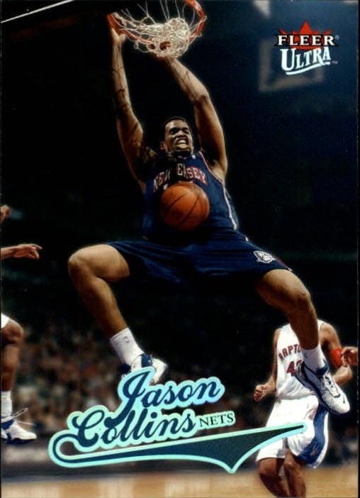 2004-05 Ultra #6 Jason Collins