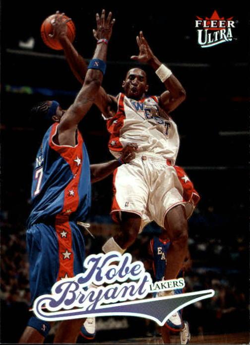 2004-05 Ultra #8 Kobe Bryant