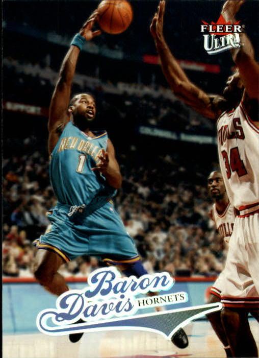 2004-05 Ultra #47 Baron Davis