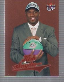 2004-05 Ultra #191 Kirk Snyder RC