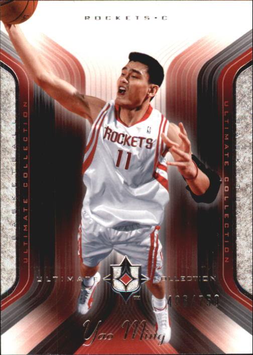 2004-05 Ultimate Collection #35 Yao Ming