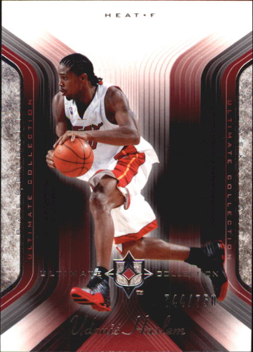 2004-05 Ultimate Collection #56 Udonis Haslem