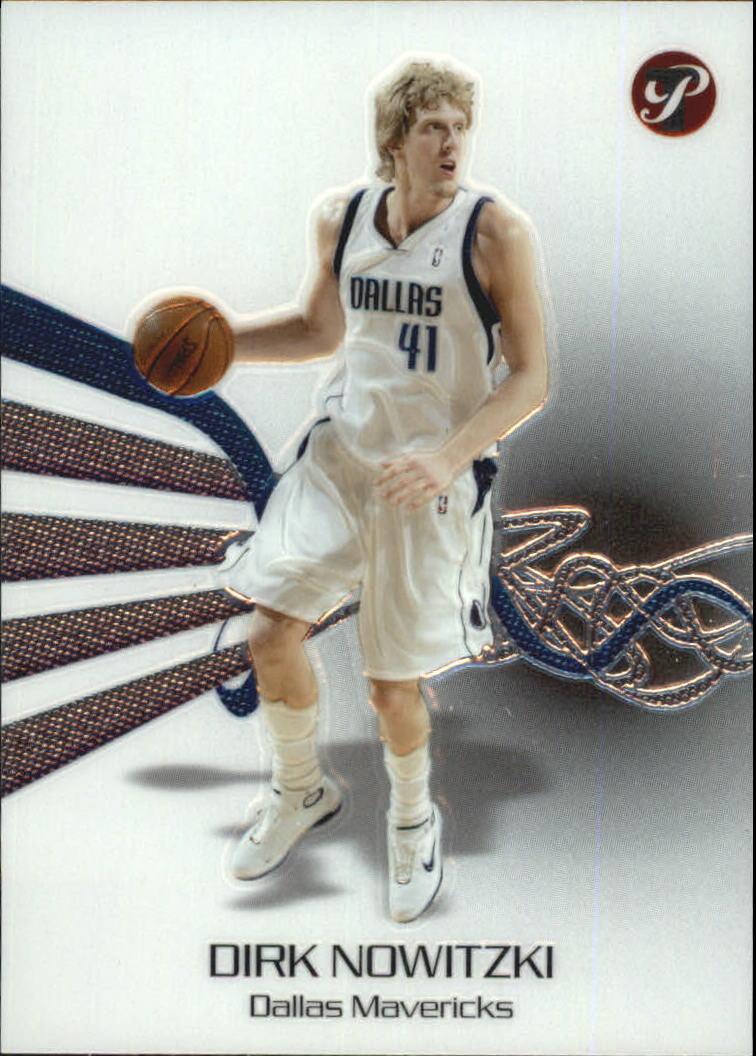 2004-05 Topps Pristine #37 Dirk Nowitzki