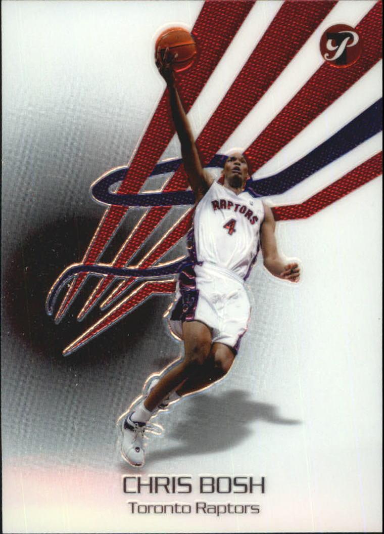 2004-05 Topps Pristine #87 Chris Bosh