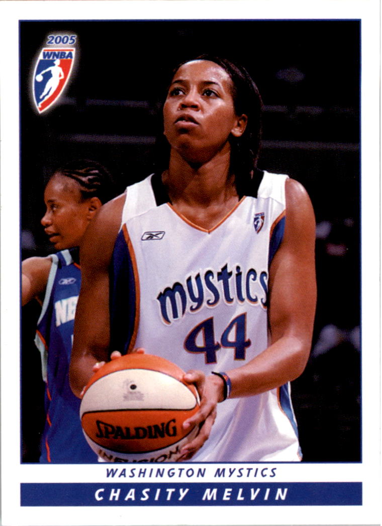 2005 WNBA #4 Chasity Melvin