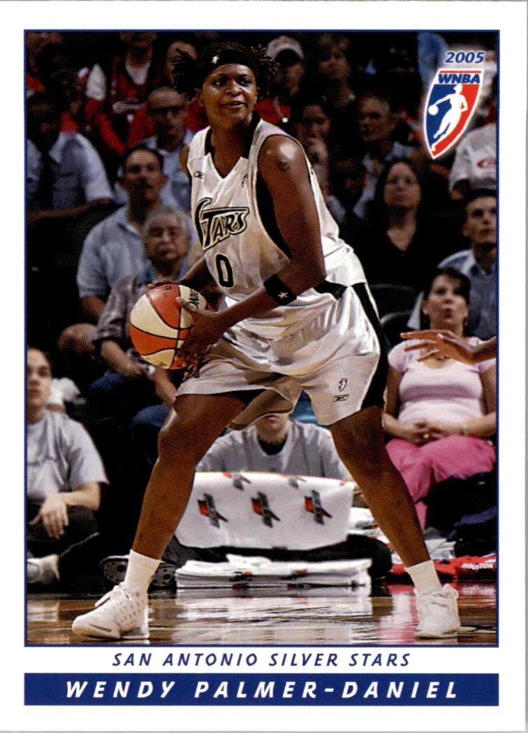 2005 WNBA #8 Wendy Palmer-Daniel