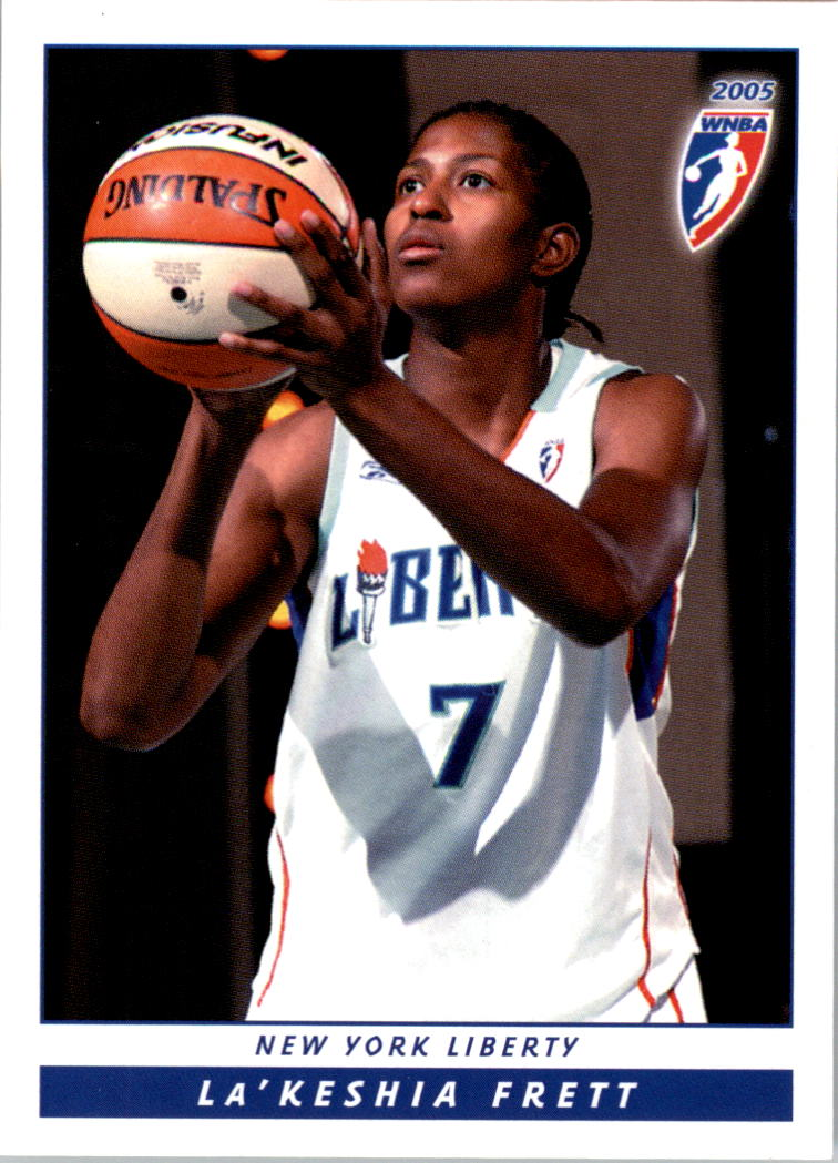 2005 WNBA #23 La'Keshia Frett