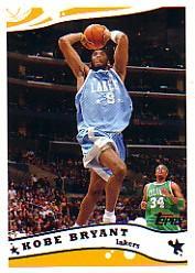 2005-06 Topps #69 Kobe Bryant