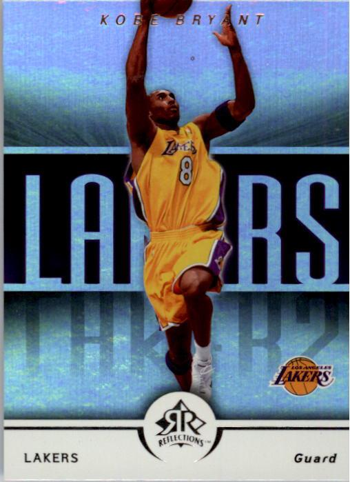 2005-06 Reflections #44 Kobe Bryant