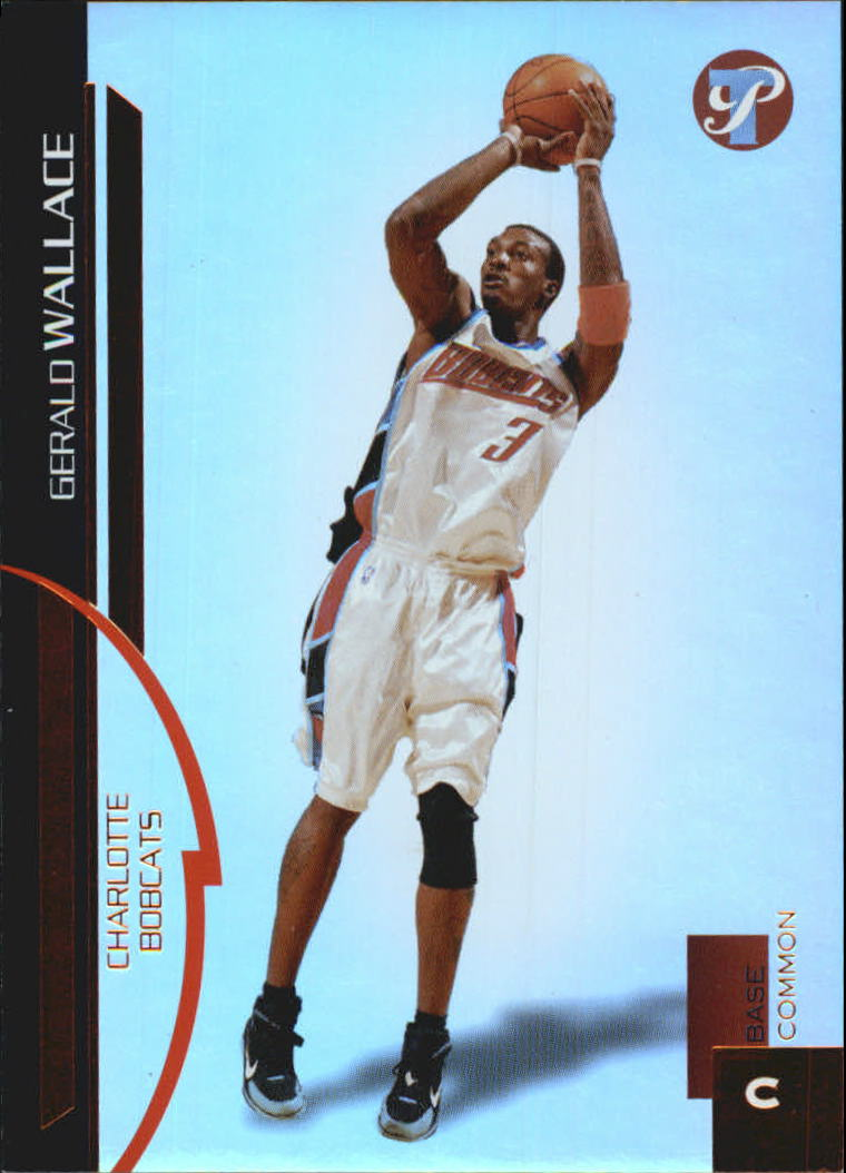 2005-06 Topps Pristine Uncirculated #92 Gerald Wallace