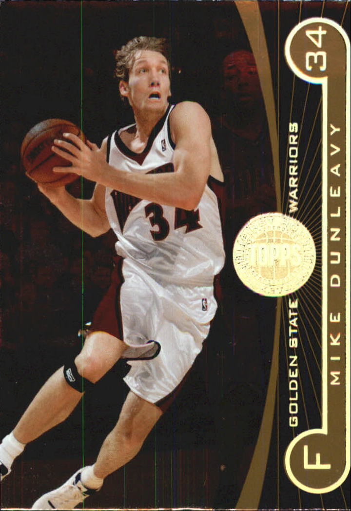 2005-06 Topps First Row 325 #86 Mike Dunleavy