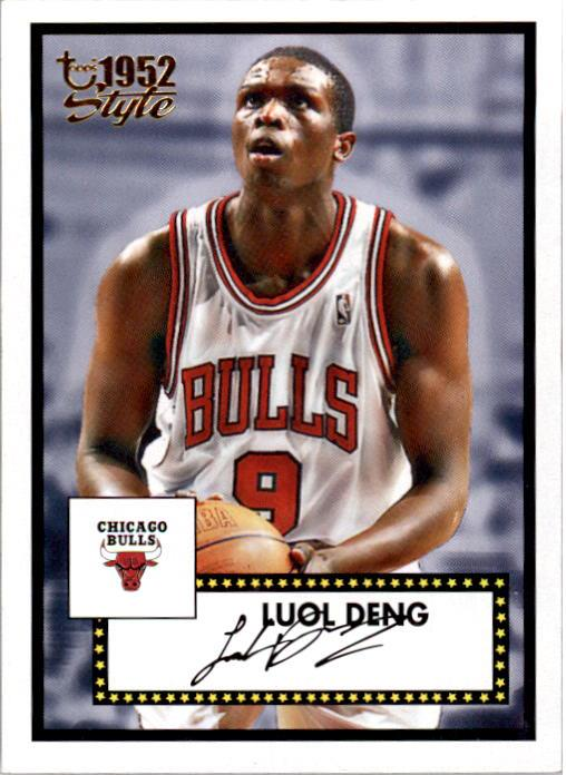 2005-06 Topps Style #3 Luol Deng