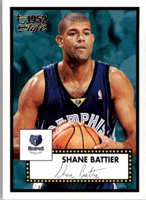 2005-06 Topps Style #11 Shane Battier