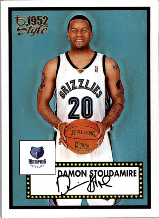 2005-06 Topps Style #14 Damon Stoudamire