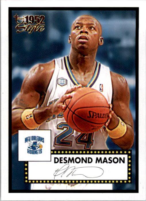2005-06 Topps Style #15 Desmond Mason