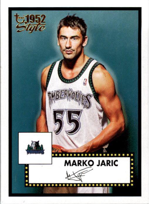 2005-06 Topps Style #16 Marko Jaric